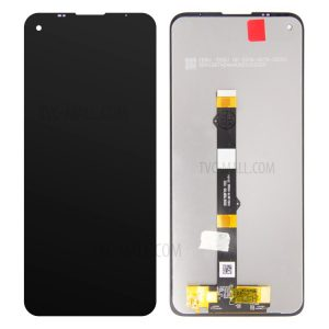 Pantalla display completa sin marco para Moto G9 Power (XT2091) - Negro