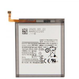 Pieza de repuesto batería EB-BN980ABY para móvil Samsung Galaxy Note 20 N980F.
