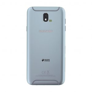 Tapa trasera para Samsung Galaxy J7 2017 J730F – Plata