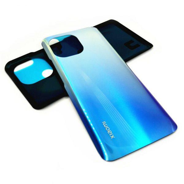 Tapa trasera para Xiaomi Mi 11 5G Azul Marino
