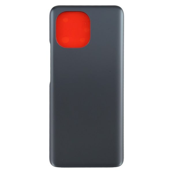 Tapa trasera para Xiaomi Mi 11 5G Negro