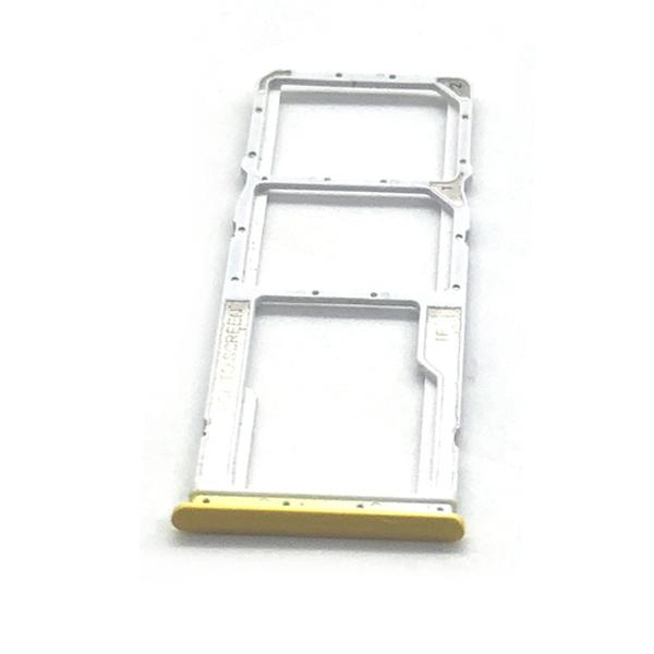Repuesto-bandeja-tarjeta-sim-y-micro-sd-amarillo paraXiaomi-Poco-M3