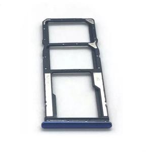 Repuesto-bandeja-tarjeta-sim-y-micro-sd-azul paraXiaomi-Poco-M3