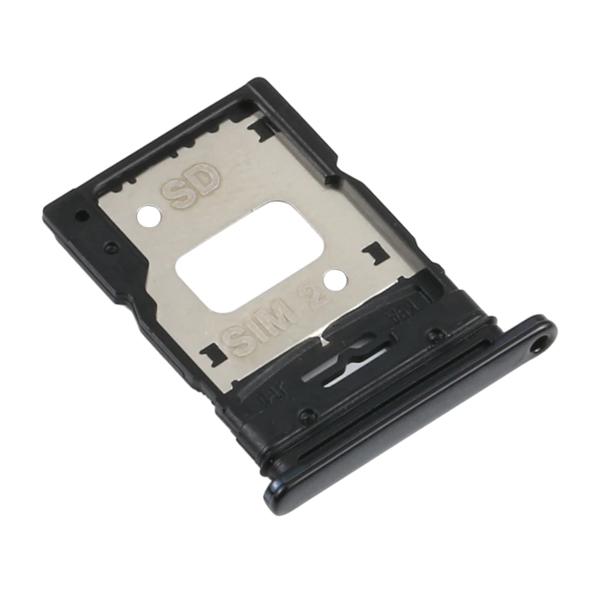 Bandeja de tarjeta SIM y mirco SD para Xiaomi Mi 11 Lite - Negro