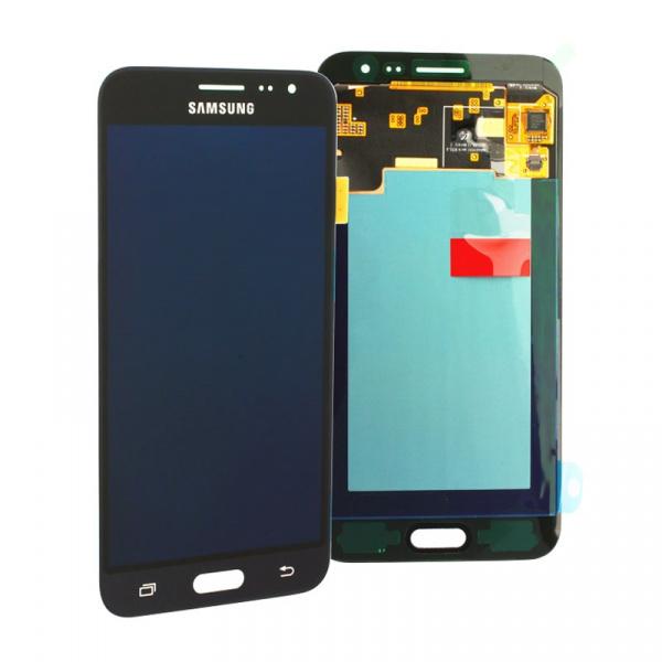 Pantalla completa Original para Samsung Galaxy J3 2016 (j320) Negro - Service Pack