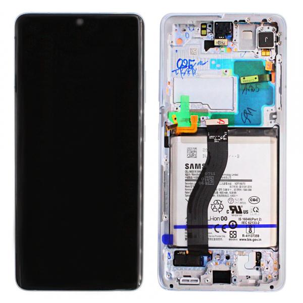 Pantalla display Original para Samsung Galaxy S21 Ultra 5G G998B - Plata GH82-24591B