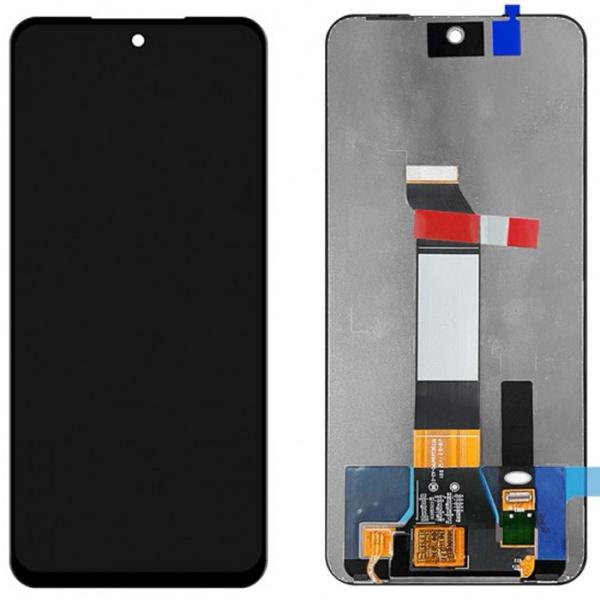 Pantalla display completa sin marco para Xiaomi Redmi Note 10 5G - Negro