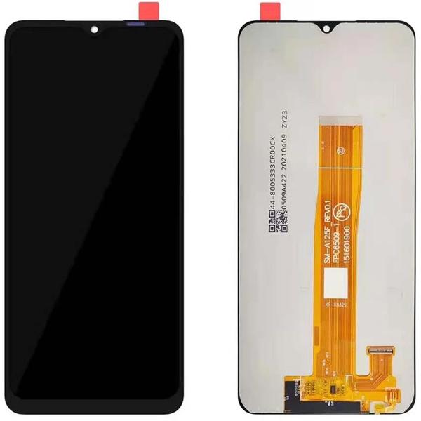Pantalla display sin marco Original para Samsung Galaxy A02 (2021) A022F - Negro