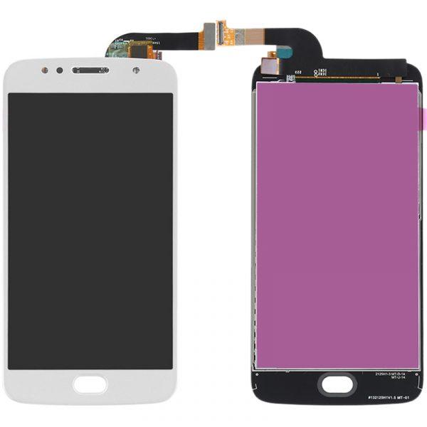 Repuesto pantalla-display-lcd-y-panel-tactil para móvil Motorola-MotoG5s