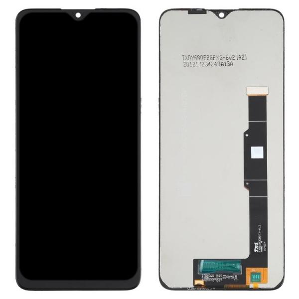 Pantalla display sin marco para TCL 20 SE 2021 (T761H) - Negro