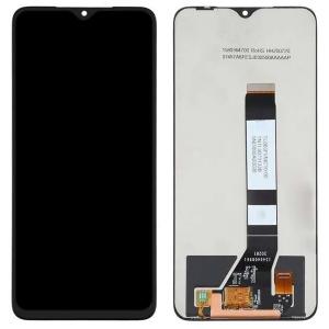 Pantalla display sin marco para Xiaomi Poco M3 - Negro