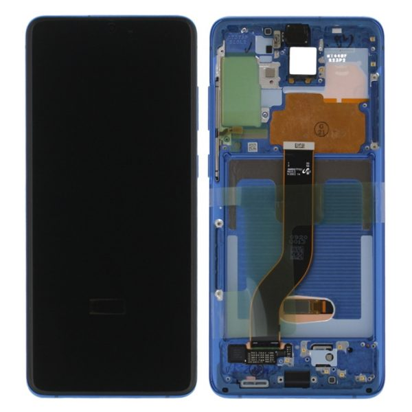 Pantalla original Samsung Galaxy S20 Plus G985F – AZUL Aura