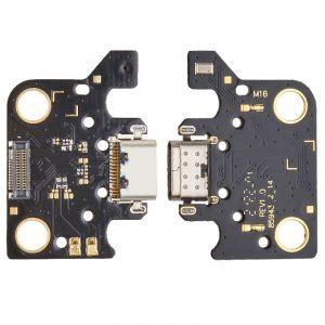 Placa De Conector De Carga USB Tipo-C Con Micrófono para Samsung Galaxy Tab A7 10.4 (2020) WiFi T500