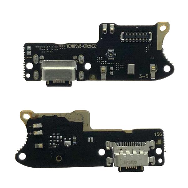 Placa de carga y micrófono Xiaomi Pocophone M3 / Poco M3 / Redmi 9T