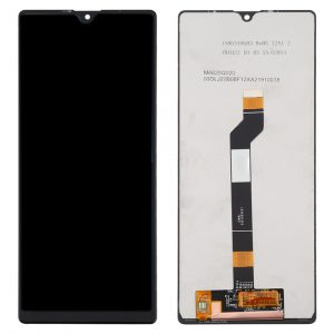Repuesto pantalla-display para móvil Motorola-MotoG5s-blanco