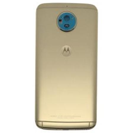 Repuesto tapa-trasera-color-dorado para móvil Motorola-MotoG5s