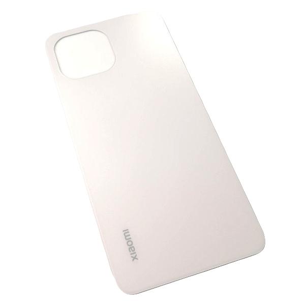 Tapa trasera para Xiaomi Mi 11 Lite - Blanco