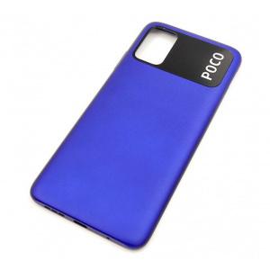 Tapa trasera para Xiaomi Poco M3 - Azul