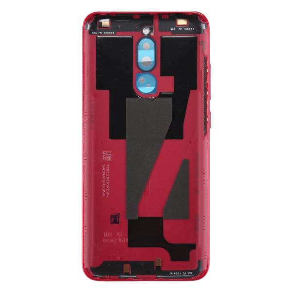 Pieza-de-repuestotapa trasera para-móvil Xiaomi-Redmi-8-rojo
