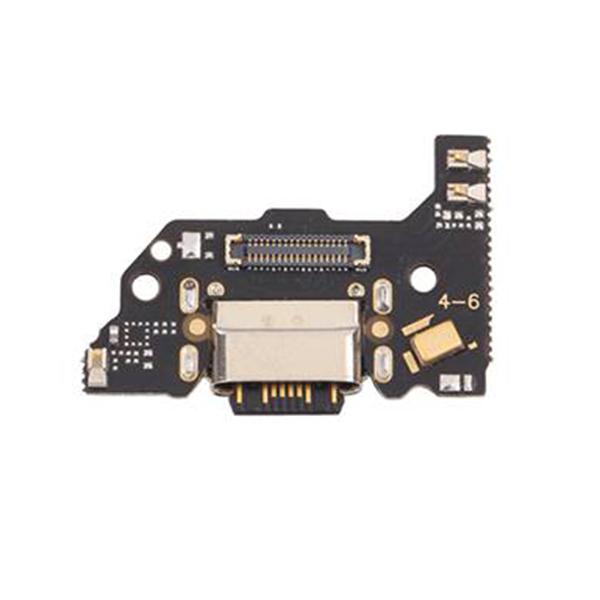 Placa-con-conector-de-carga ymicrófono para móvil-Xiaomi-Mi-11-Lite