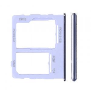 Bandeja de tarjeta sim y micro sd para Samsung Galaxy A32 5G (2021) SM-A326B - Morado