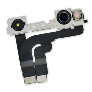 Pieza de repuesto flex con cámara frontal para móvil Apple iPhone 12 Pro Max.