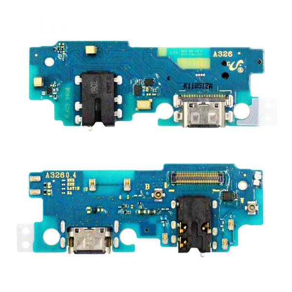 Placa con conector de carga para Samsung Galaxy A32 5G (2021) SM-A326B