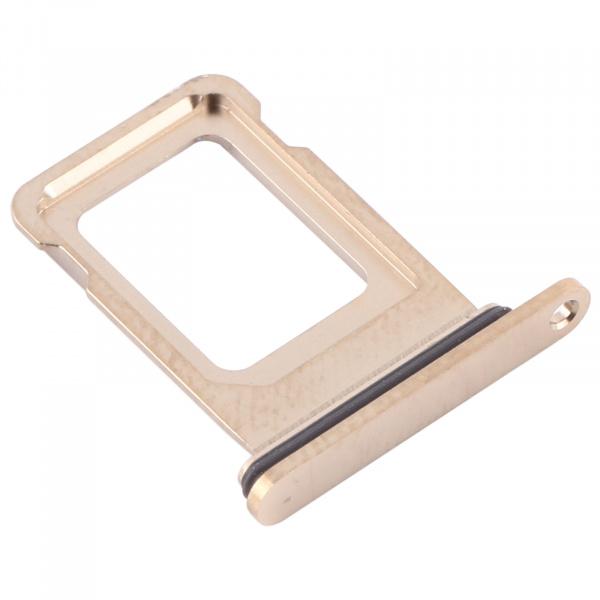 Repuesto bandeja-de-tarjeta-sim-dorado para móvil iPhone-12-Pro-Max