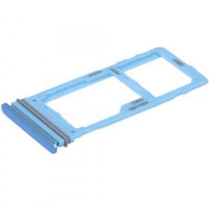 Bandeja, soporte SIM Y SD para Samsung Galaxy A52 4G, A52 5G, A52s 5G - Azul