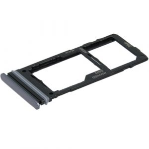 Bandeja, soporte SIM y SD para Samsung Galaxy A52 4G, A52 5G, A52s 5G - Negro